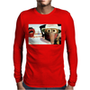 Gonzo Fear & Loathing Muppets Mens Long Sleeve T-Shirt