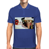 Gonzo Fear & Loathing Muppets Mens Polo