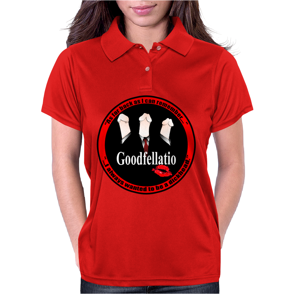 GOOD FELL... Womens Polo