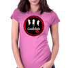 GOOD FELLATIO Womens Fitted T-Shirt