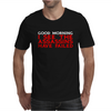 Good Morning I see the assassins have failed Mens T-Shirt
