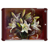 Good News (Gabriel's Whisper). White Lilies Buquet. Tablet (horizontal)