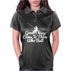 Good Things Come To Those Who Bait Womens Polo