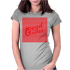 Good Vibes Womens Fitted T-Shirt