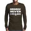 Goonies Never Say Die Mens Long Sleeve T-Shirt