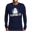 Gopher It Mens Long Sleeve T-Shirt