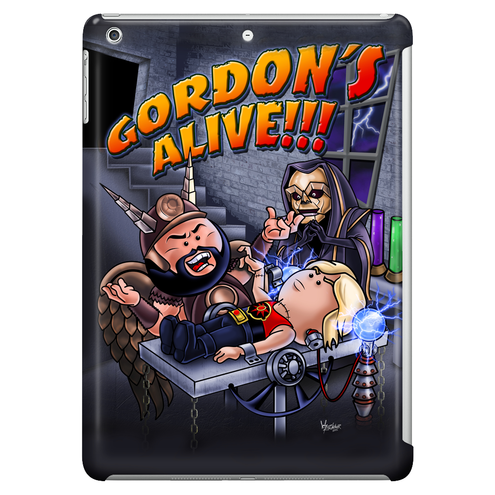 Gordon's Alive! Tablet (vertical)