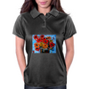 Gorgeous Floral Design Womens Polo
