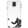 Gorilla Takes a Selfie Phone Case