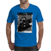 gorilla train Mens T-Shirt