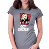 GOT Game Of Thrones Chicken Womens Fitted T-Shirt