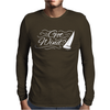 Got Wind Sailing Boat Mens Long Sleeve T-Shirt