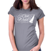 Got Wind Sailing Boat Womens Fitted T-Shirt