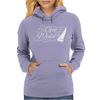 Got Wind Sailing Boat Womens Hoodie