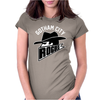 Gotham City Rouges Womens Fitted T-Shirt