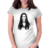 Gothic Gir Womens Fitted T-Shirt