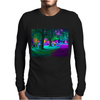 Gothic Mens Long Sleeve T-Shirt