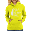 Grab Life By The Sail Womens Hoodie