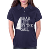 Grab Life By The Sail Womens Polo