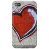 graffiti heart city peace sign flower power love Phone Case