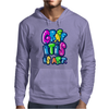 Graffitis Art Multicolors Mens Hoodie