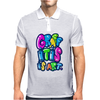 Graffitis Art Multicolors Mens Polo
