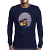 Graham Coxon Mens Long Sleeve T-Shirt