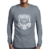 Grammar Police Mens Long Sleeve T-Shirt