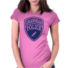Grammar Police Womens Fitted T-Shirt
