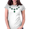 Grand Duchess Vladimar Necklace Womens Fitted T-Shirt