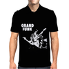 Grand Funk Railroad Mens Polo