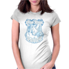 GRAND MAGUS Womens Fitted T-Shirt