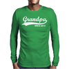 Grandpa Since 2013 Mens Long Sleeve T-Shirt