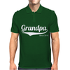 Grandpa Since 2015 Mens Polo