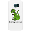 Grandpasaurus Dinosaur Phone Case