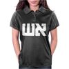 Graphic Tee Fire in Hebrow Womens Polo