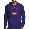 Grateful Dead 70s Rock Music Group Mens Hoodie