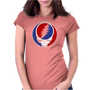 Grateful Dead 70s Rock Music Group Womens Fitted T-Shirt