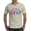 Grateful Dead Grateful Dad Mens T-Shirt