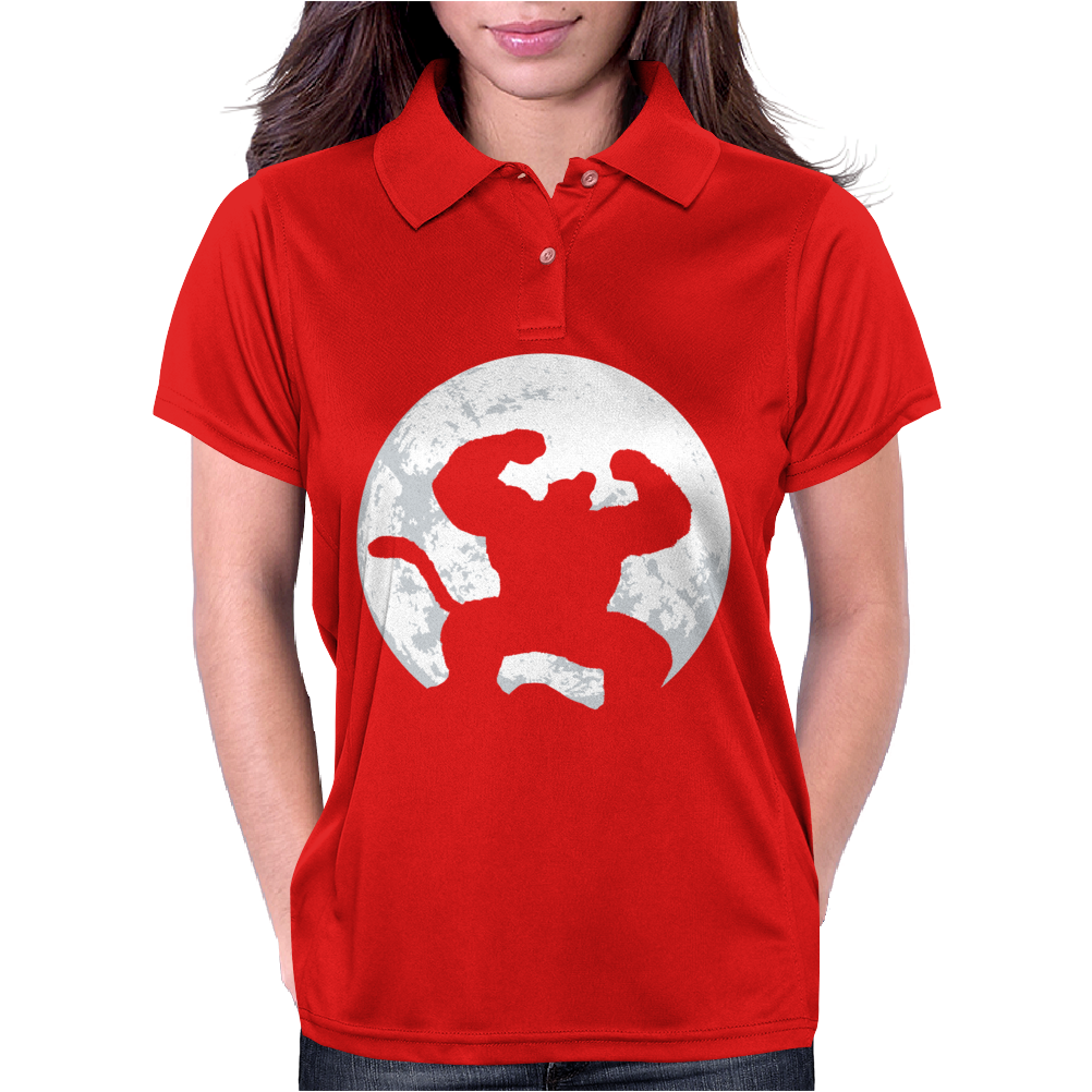 Great ape Womens Polo