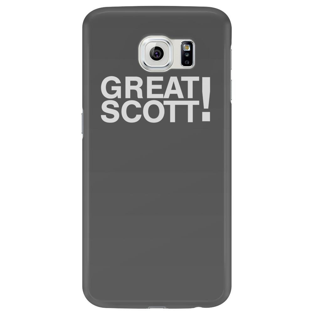 Great Scott! | BTTF, Back to The Future Phone Case