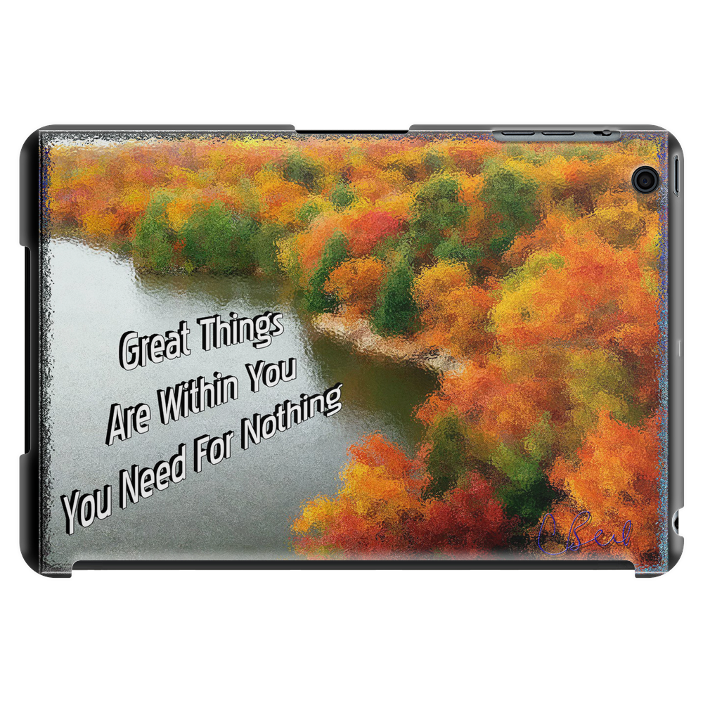 Great Things Tablet