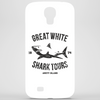 Great White Shark Tours (worn look) Phone Case
