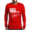 Greatest Dad In The Universe Mens Long Sleeve T-Shirt