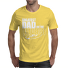 Greatest Dad In The Universe Mens T-Shirt
