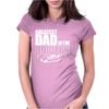 Greatest Dad In The Universe Womens Fitted T-Shirt