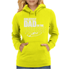 Greatest Dad In The Universe Womens Hoodie