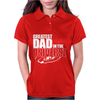 Greatest Dad In The Universe Womens Polo