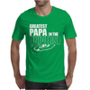 Greatest Papa In The Universe Mens T-Shirt