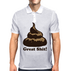 Great Shit! Mens Polo